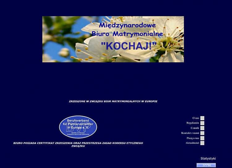 Matrymonialne oferty na Kochaj.org