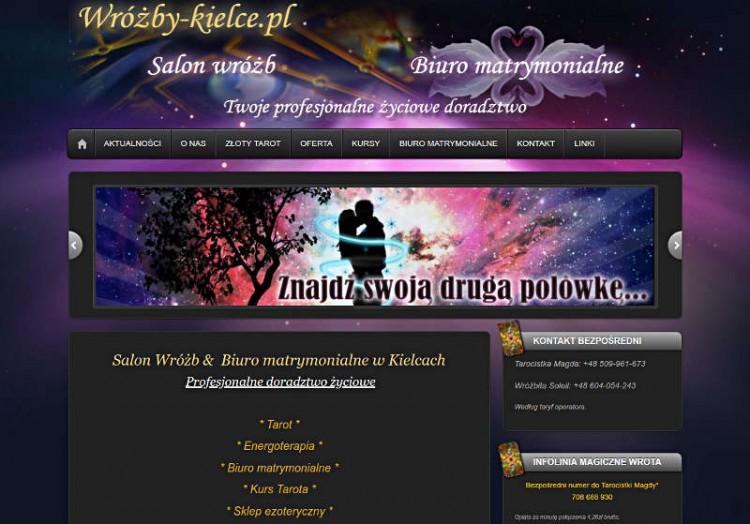 Salon Wróżb & Biuro Matrymonialne Kielce